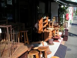 目黒通り,家具屋,OTSU FURNITURE2